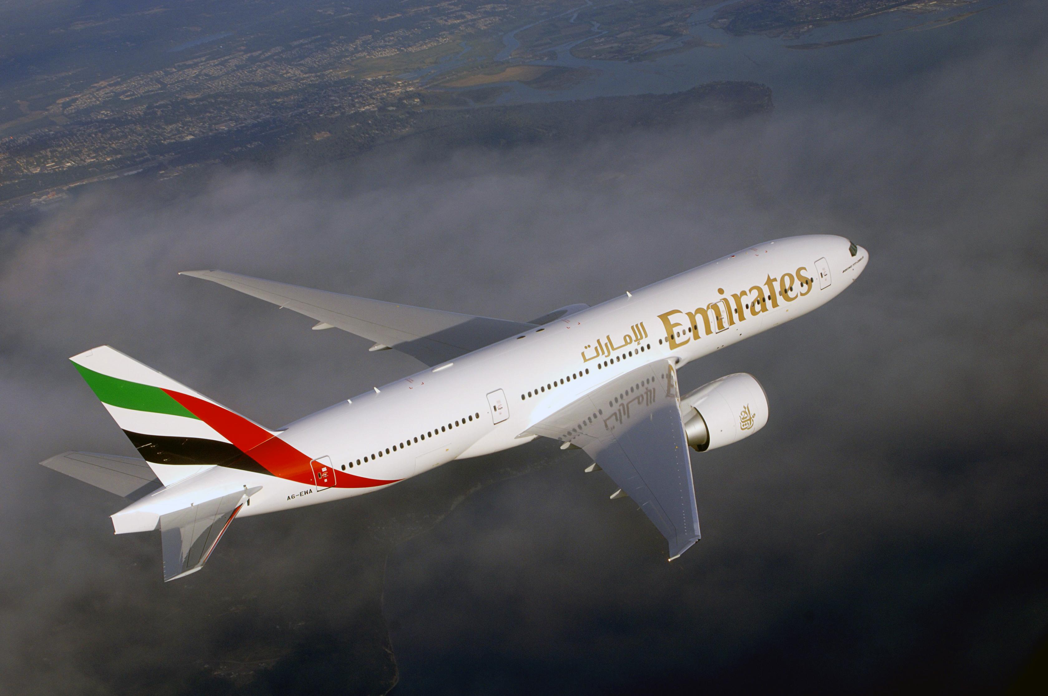 Emirates lanza atractivas tarifas para este 2019