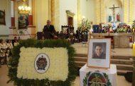 Con una misa sin cuerpo presente Rancagua despidió a su Hijo Ilustre