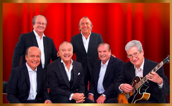 """Debido al gran éxito los """"Inolvidables de Siempre"""" agendan nuevo show en el Gran Arena Monticello"""
