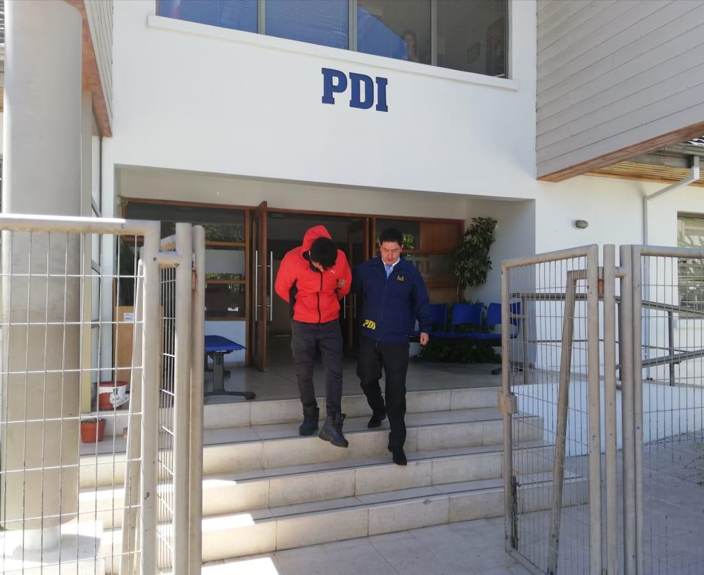 PDI detiene a tres personas que habrían participado en robo de monedas de oro en Chimbarongo