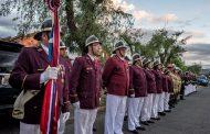Bomberos de Lo Miranda celebran su 46°aniversario y preparan documental sobre su historia