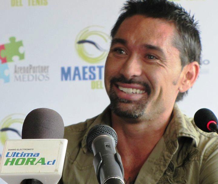 Marcelo Ríos vuelve a la cancha