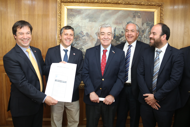 Paso Las Leñas: Intendente Masferrer confirmó que el 2019 iniciará estudio de prefactibilidad de túnel