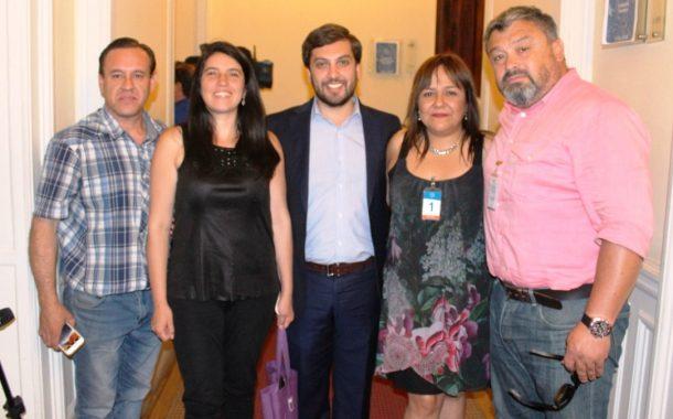 Diputado Raúl Soto califica de preocupante denuncias de trabajadores contratistas de Codelco división El Teniente