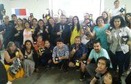 """En Pichilemu se realizó taller de """"Empoderamiento y emprendimiento femenino"""" y taller """"Potencia tus ventas"""""""