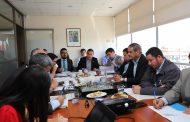 Intendente Masferrer anunció inversión privada de 150 millones de dólares para construcción de Parque Eólico