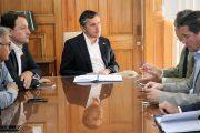 Comité Paso Las Damas informa avances al Intendente y solicita apoyo para Estudio de Prefactibilidad