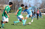 Todo listo para el debut del Fútbol Joven celeste