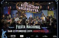"""""""Los Auténticos Decadentes: MTV Unplugged""""- Fiesta Nacional"""