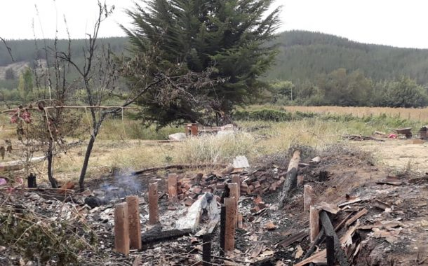 CONAF en patrullaje preventivo detecta quema ilegal en Pichilemu que pudo provocar un incendio forestal