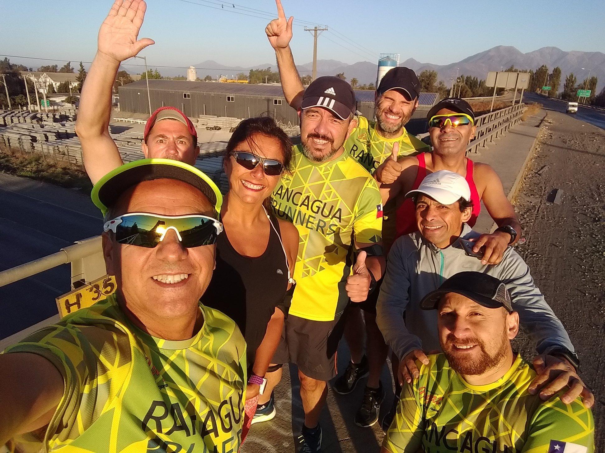 Maratón de Santiago y Turbus entregan incentivo a runners de regiones
