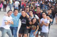 Universidad de O'Higgins dio la bienvenida a su tercera generación de estudiantes con fiesta masiva