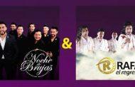 Noche Radio Activa con Ráfaga & Noche de Brujas + Fiesta en Suka Club