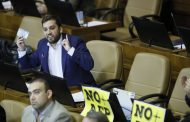 Militantes DC de todo Chile respaldan postura de diputado Raúl Soto en reforma previsional