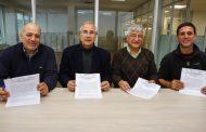 UOH, Codelco El Teniente y Universidad de Chile revalidan convenio sobre protección del medioambiente