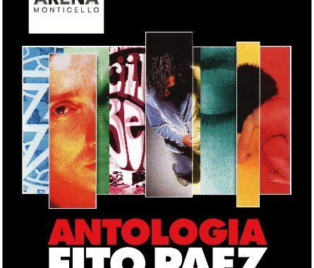 Fito Páez llega a con sus grandes éxitos a Gran Arena Monticello