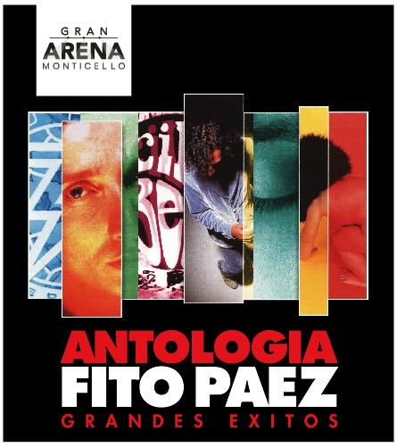 Fito Páez llega con sus grandes éxitos a Gran Arena Monticello