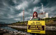 """Greenpeace """"Se ha oficializado una condena al carbón por 20 años más"""""""