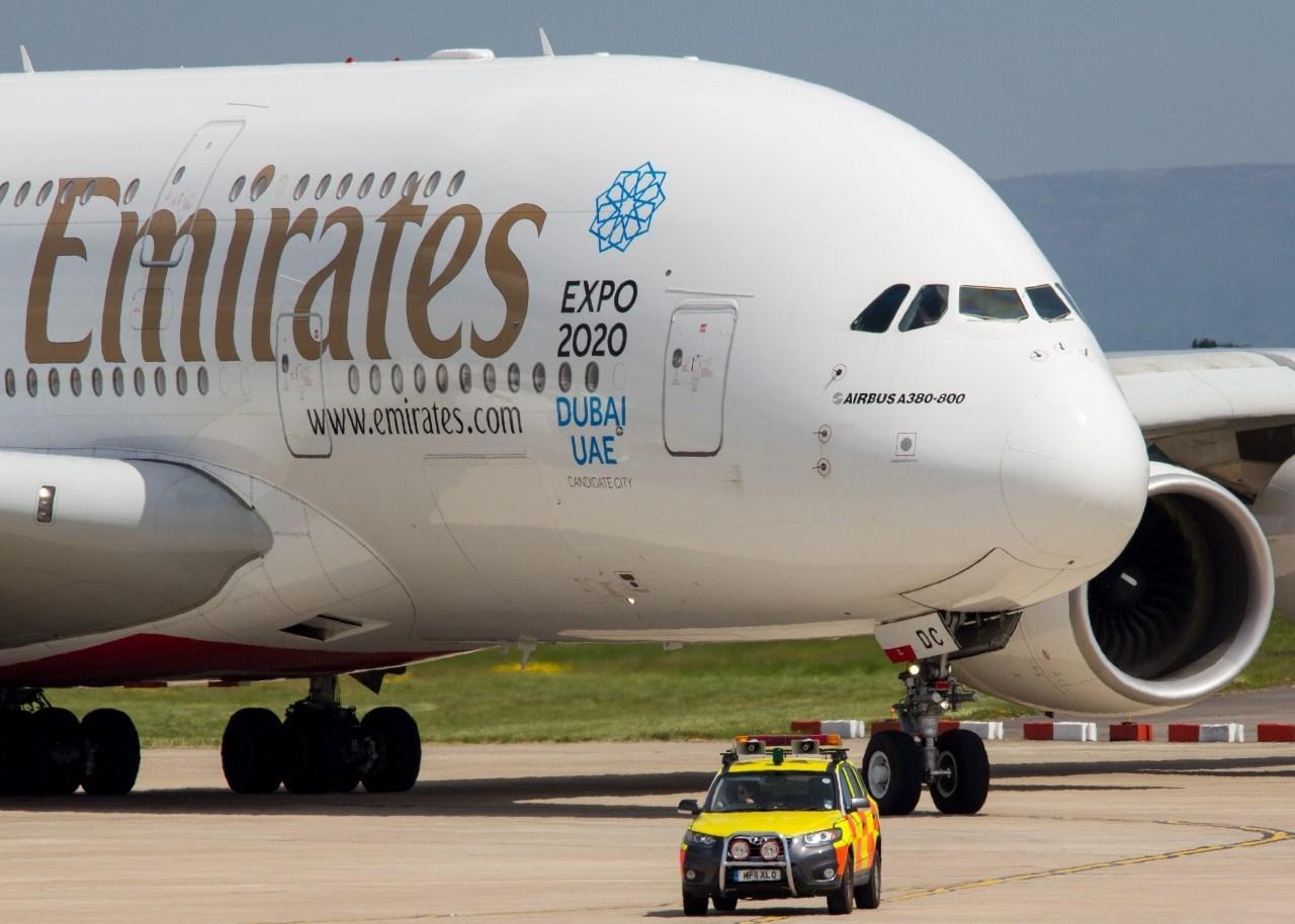Emirates celebra un año de operaciones en Chile