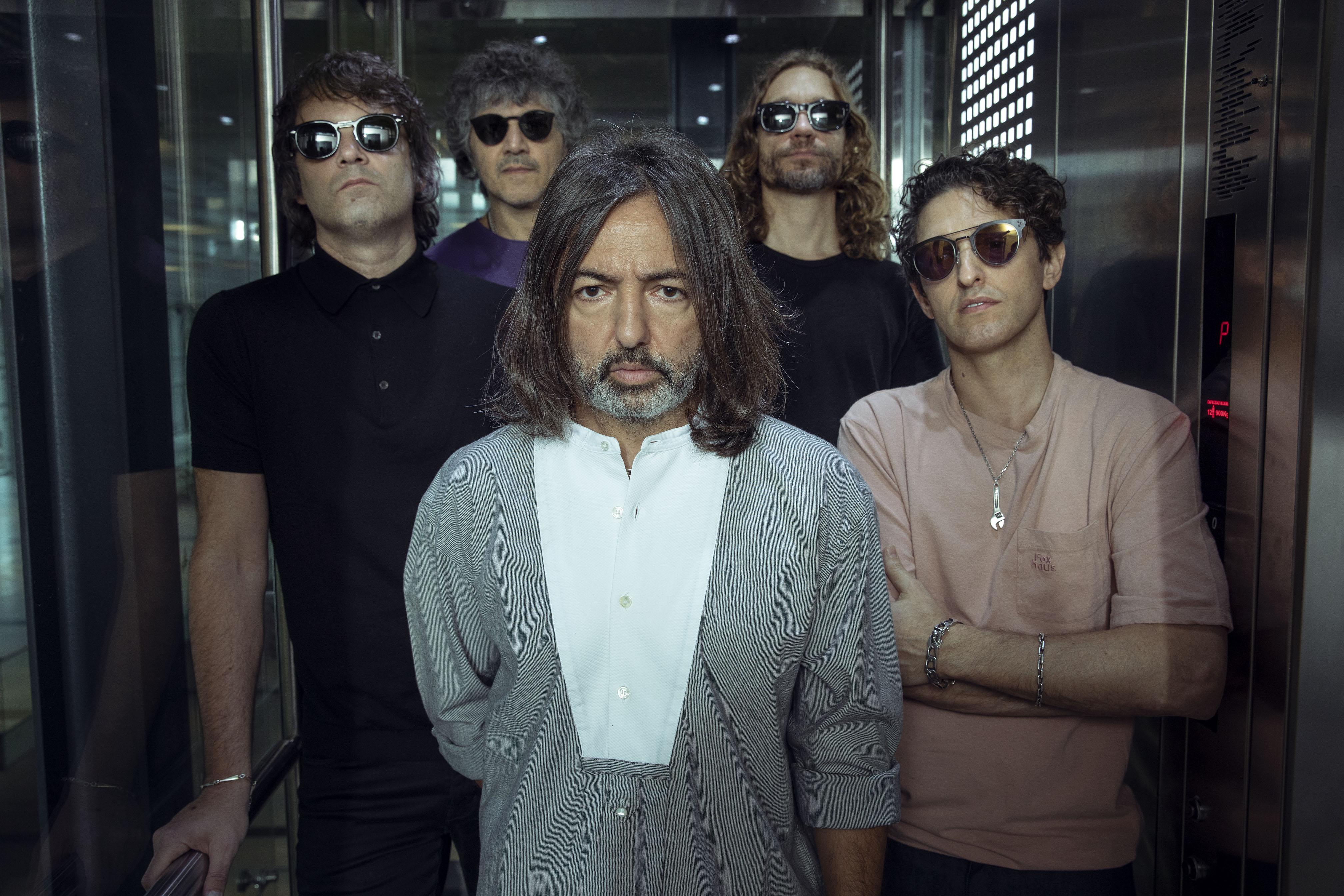 """Gran Arena Monticello: Babasonicos llega a presentar su nuevo disco """"Discutible"""