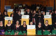 En el Liceo de Niñas de Rancagua se lanzó el Concurso Escolar de Cuento Breve Poeta Óscar Castro