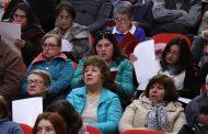 Dirigentes sociales conocieron más de la nueva Ley 21.146