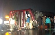Seis fallecidos y más de 40 heridos deja accidente de bus en San Francisco de Mostazal