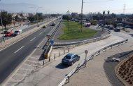Inauguran nuevo nudo vial en el cruce de Ruta Travesía - Alameda