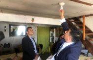 200 Familias de Rancagua reciben ampolletas led para ahorrar en las cuentas de la luz