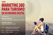 Realizarán taller de marketing digital gratuito a empresarios turísticos de O'Higgins