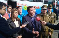 Refuerzan fiscalizaciones en buses en la Región de O'Higgins