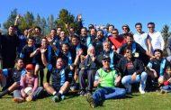 Copa Confraternidad: Colegio Abogados Rancagua Club es el campeón del Apertura 2019