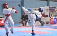 El Karate deslumbró en Rancagua
