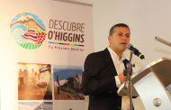 Anuncia inversión de $1.200 millones para Turismo buscando generar empleo y desarrollo económico para O'Higgins