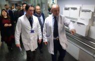 Diputado Castro critica gestión del Gobierno y pide solucionar crisis hospitalaria