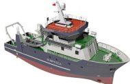 Nuevo buque desarrollará estudios pesqueros en costas de la región de O'Higgins