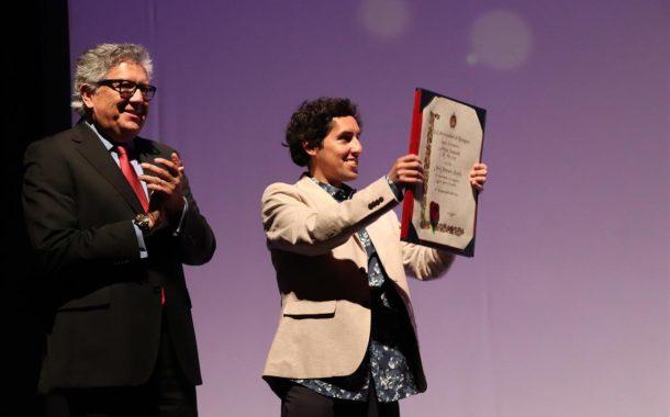 Rancagua premió a sus ciudadanos más destacados en la Gala
