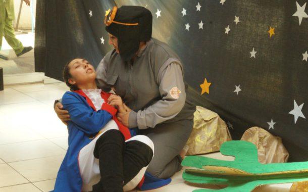 Obra de Teatro cierra proyecto de fomento lector con niños de 3° y 4° básicos