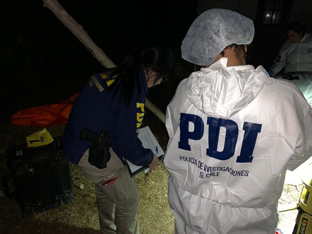 PDI investiga primer femicidio del año en la Región