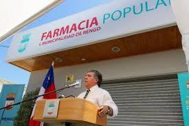 Farmacia Popular de Rengo cumple 4 años de funcionamiento