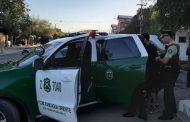 Detenidos dos delincuentes que robaron en céntrica tienda Rancagüina