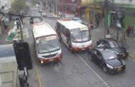 Se implementan vías exclusivas para el transporte público en la comuna de Rancagua