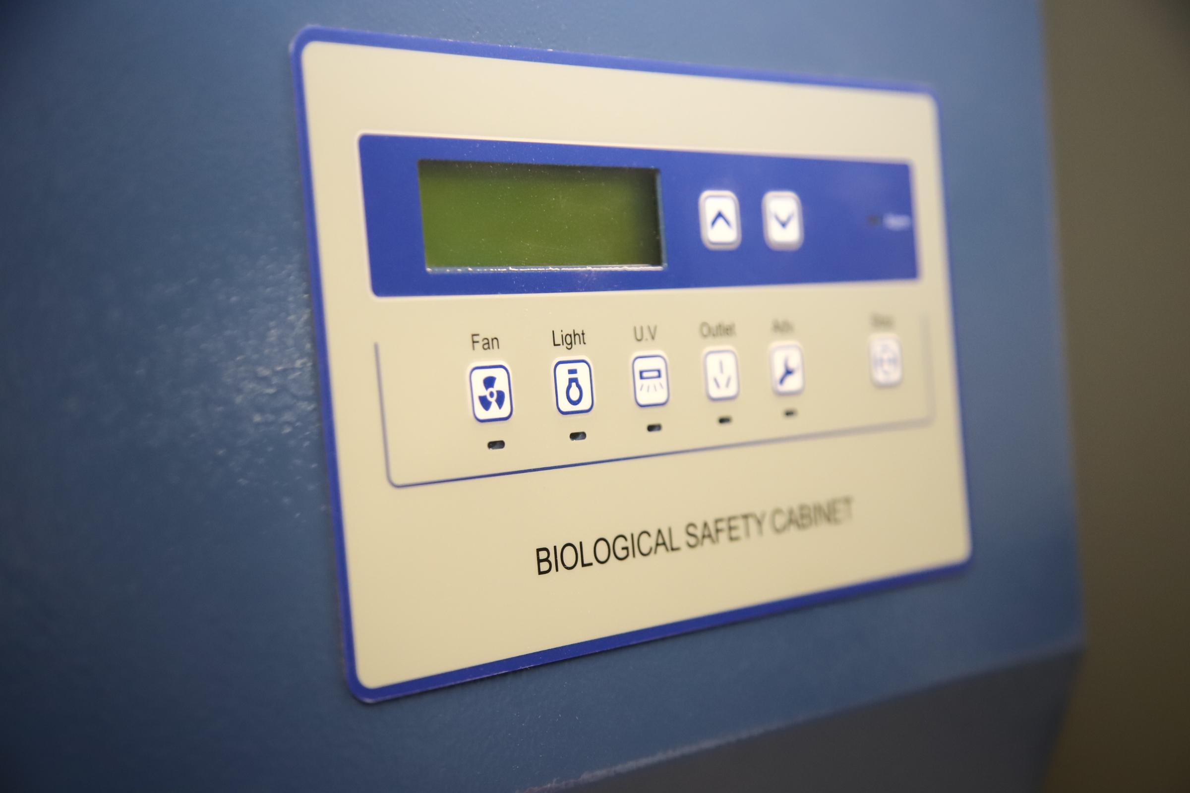 Ministerio de Salud autoriza laboratorio de exámenes PCR de la Universidad de O´Higgins