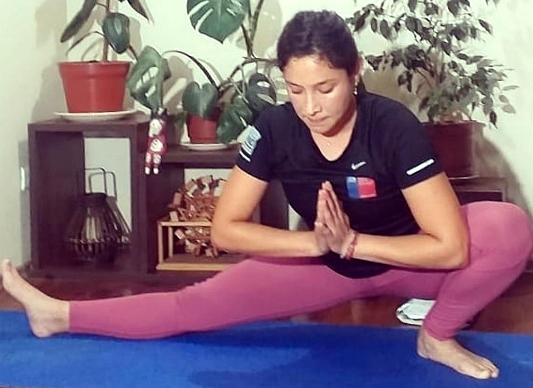 El Yoga se une a #EntrenaEnCasa vía online