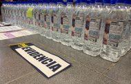 PDI incauta 96 litros de supuesto amonio cuaternario desde Mall Chino
