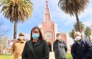 Intendenta Cofré y Jefe de la Defensa confirman suspensión de la Fiesta de Santa Rosa de Pelequén