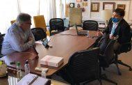 Municipalidad de Rancagua firma convenio con empresa Mundo
