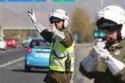 Balance de Carabineros: 15 conductores fueron detenidos por manejar en Estado de Ebriedad