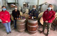 Seremi del Trabajo y Pro Chile 0'HIggins dan a conoer subsidio al empleo para el sector exportador de vinos