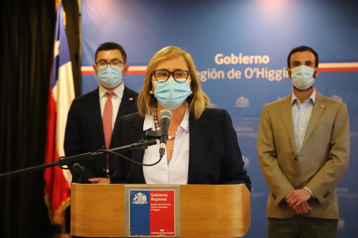 """Intendenta Cofré y Plebiscito 2020: """"Nuestra región se pronunció en forma muy potente"""""""